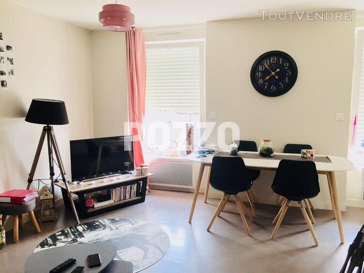 Appartement f2 en location à sartilly baie bocage
