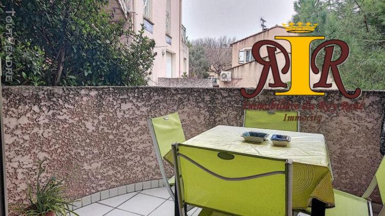 Appartement type 2 avec balcon à vitrolles