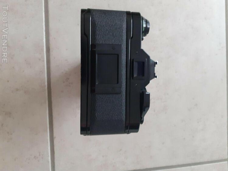 Canon ae1 programm avec zoom canon 35mm-105