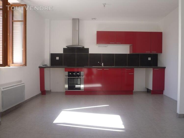 Maison auzielle 3 pièce(s) 80 m2