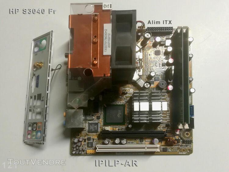 121 carte mere asus ipilp-ar hp 5188-7103 s3040 fr intel p4