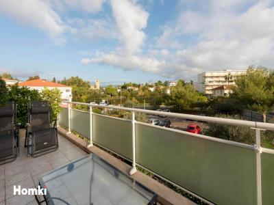 Appartement à vendre juan-les-pins 2 pièces 37 m2 alpes