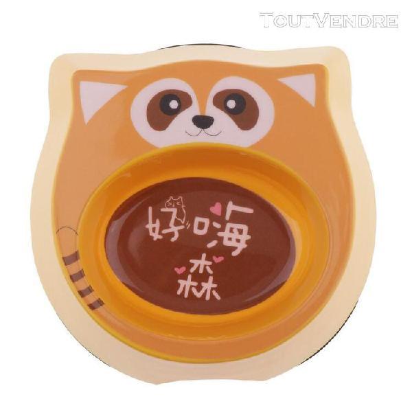 Bol d'eau portable bol de nourriture pour animaux chien chat