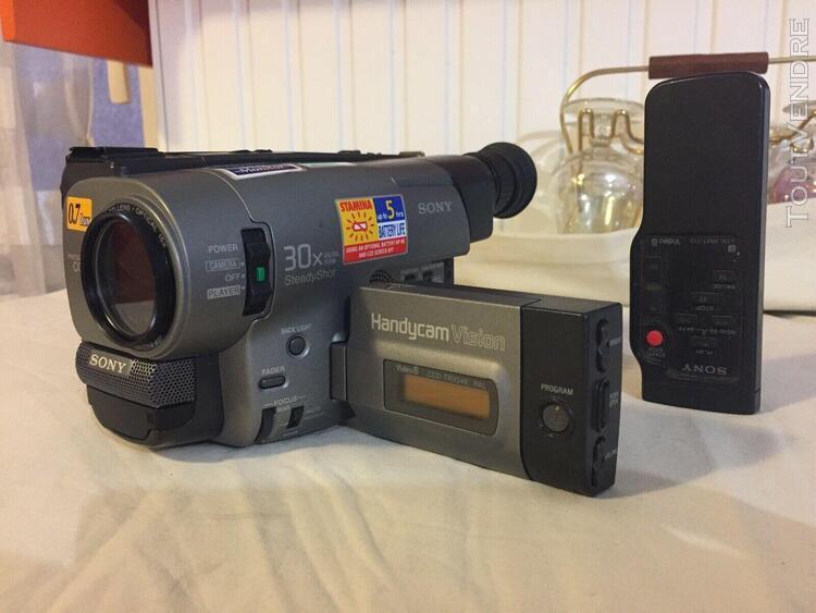Caméscope sony caméscope ccd-trv24e - video 8