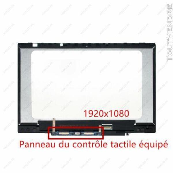 Pour hp pavilion x360 14-cd0012nf 14-cd1011nf écran tactile
