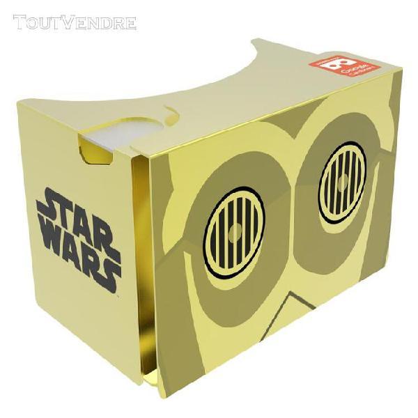 Star wars c-3po virtual reality viewer / occasion / jeu virt