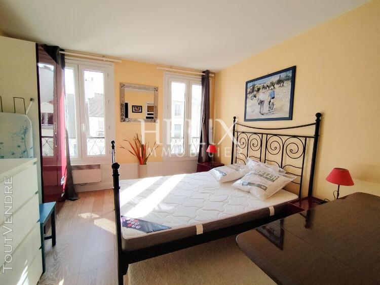 Bel appartement meublé 2 pièces au coeur du centre ville