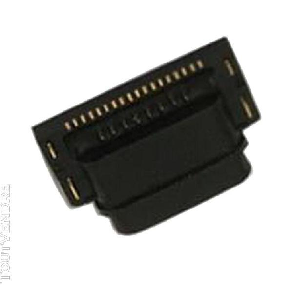 Connecteur jack de port de charge micro usb