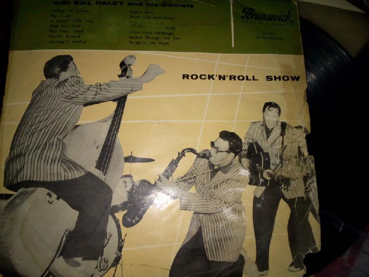 Original 33 standard bill haley and his comets occasion,