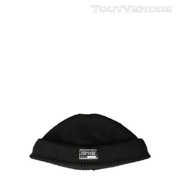 Versace jeans femme e8vzbk4380081899 noir chapeau