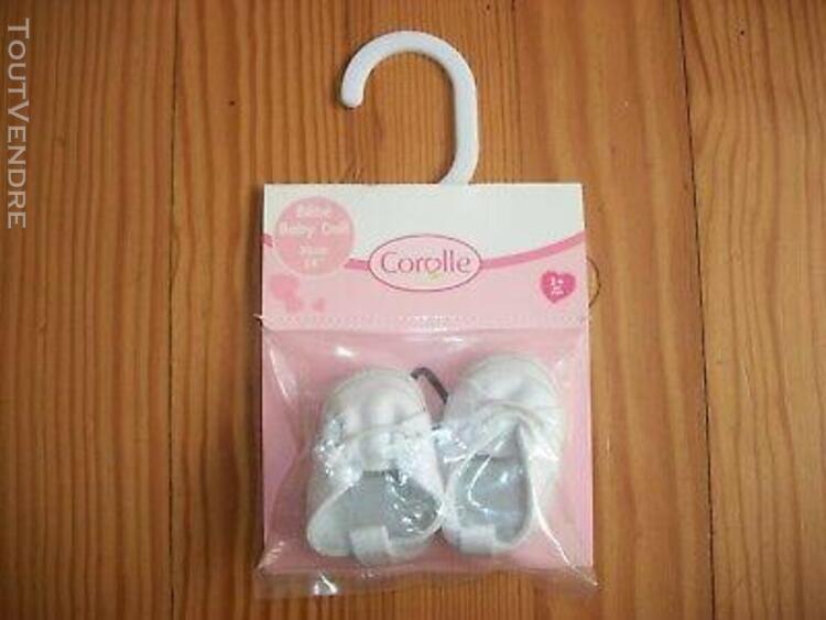 Chaussures corolle neuves baskets blanches pour bébé
