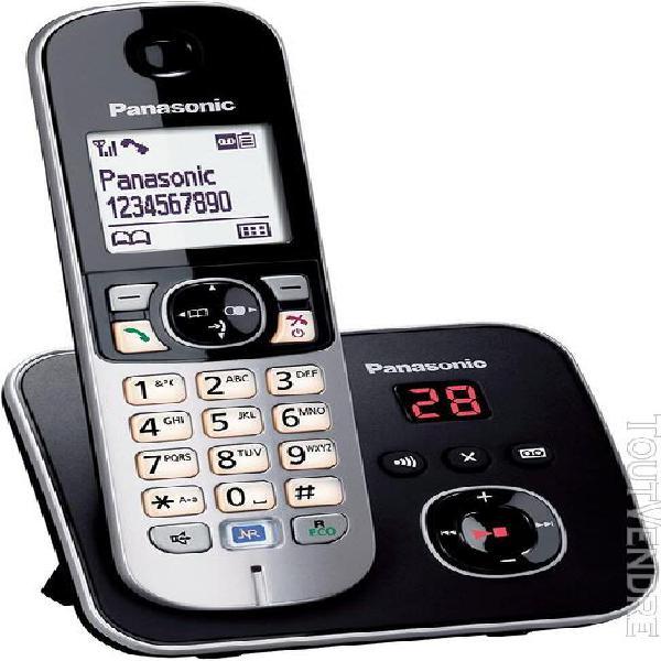 Téléphone dect sans fil avec identification de l'appelant