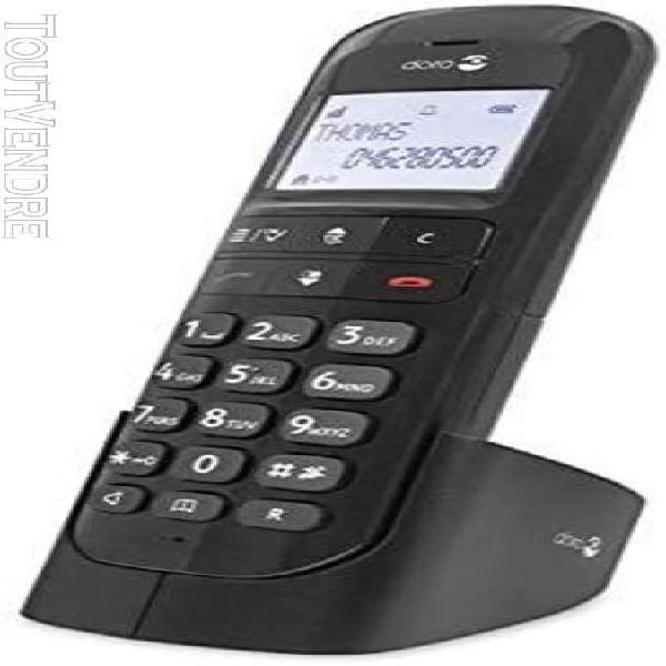 Téléphone sans fil dect non isdn combiné supplémentaire