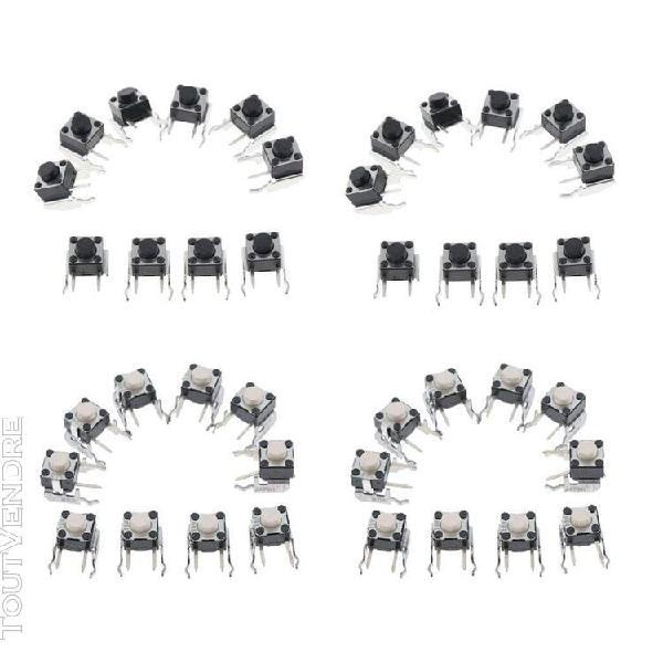 20 interrupteurs tactiles lb / rb du commutateur de