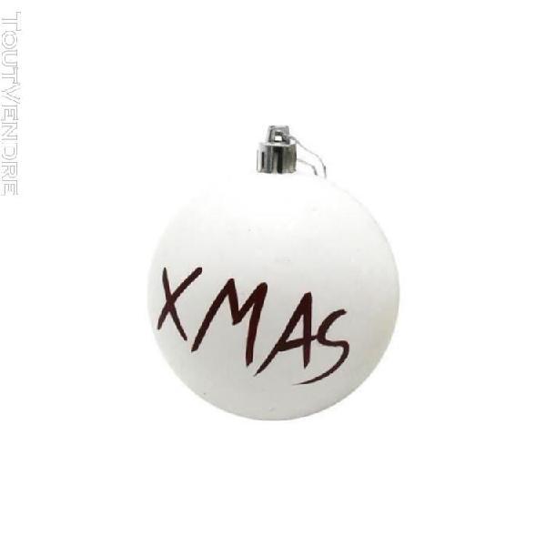 2pcs christmas balls baubles party xmas tree decorations han
