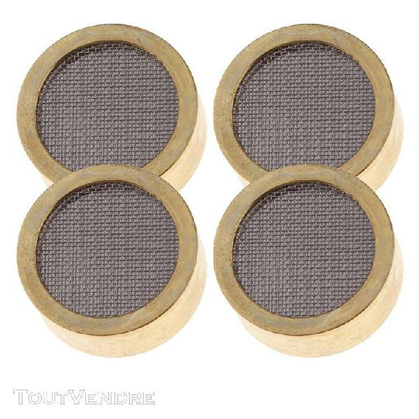4x remplacement du microphone de la cartouche de condensateu