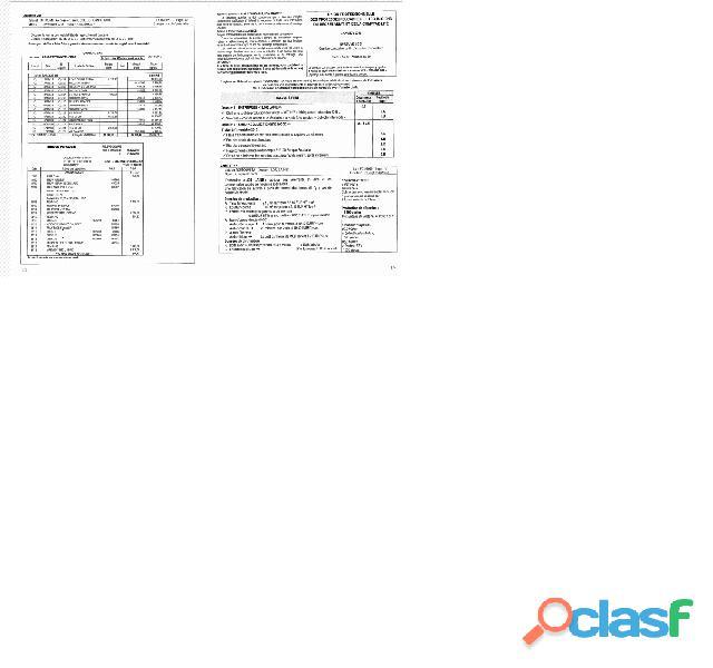 Annales et corrigés Titra ASCA 1
