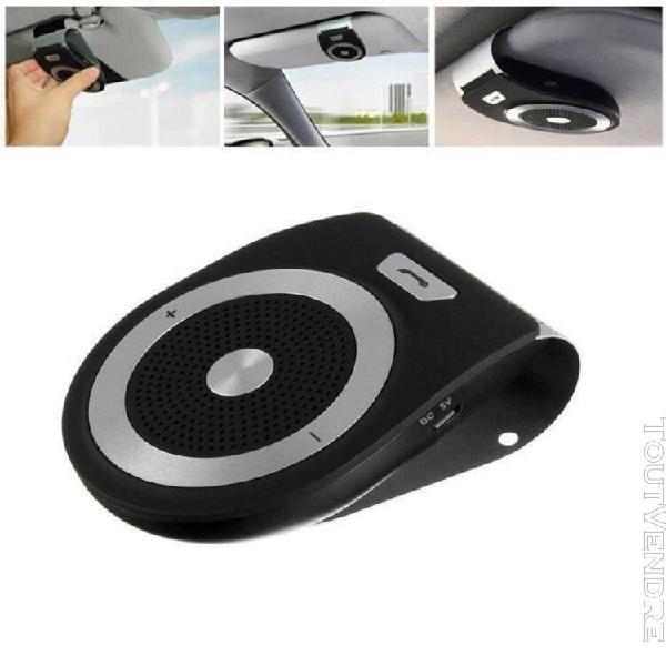 bluetooth voiture haut-parleur mains libres voiture pare-sol