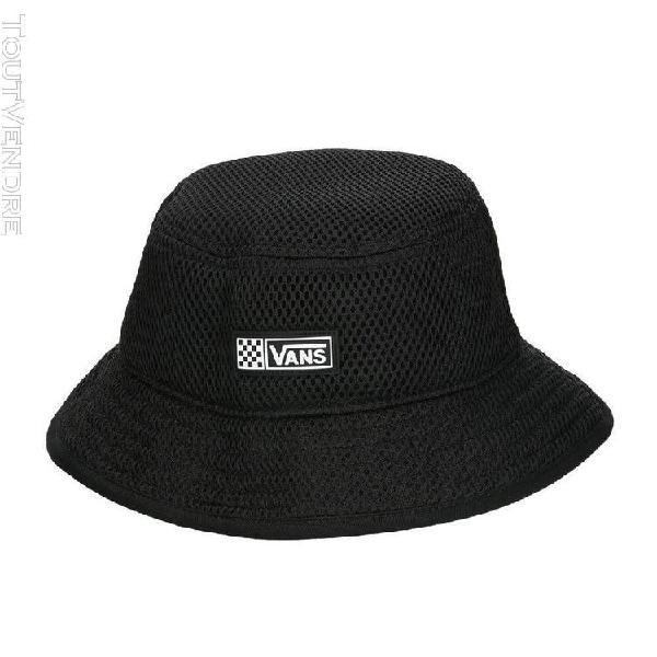 Bob noir homme vans wm meshed up en France | Clasf mode-accessoires