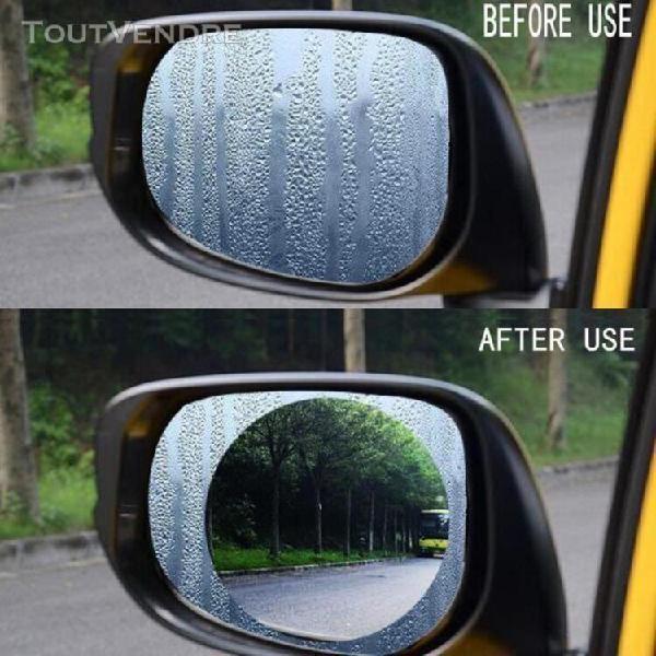 car anti eau mist film anti brouillard antipluie miroir film