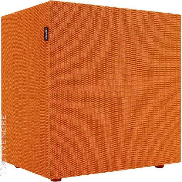 Enceinte multiroom urbanears baggen orange