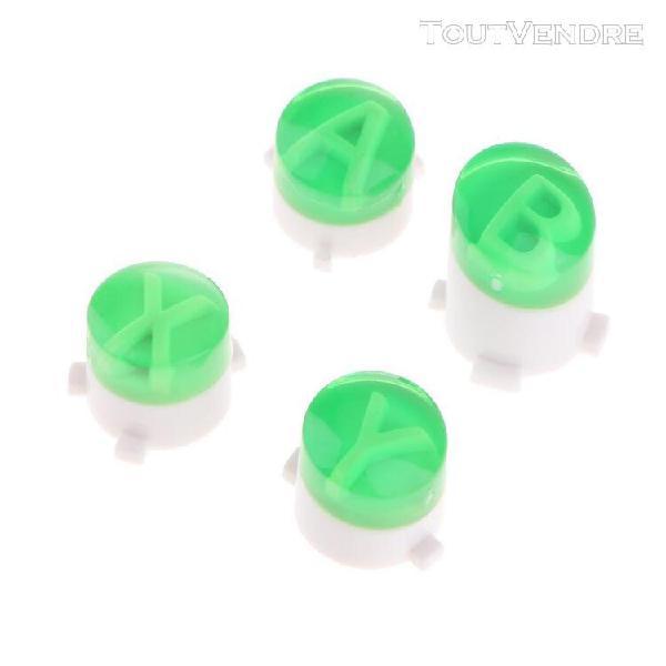 kit boutons de remplacement en métal pour manette xbox one