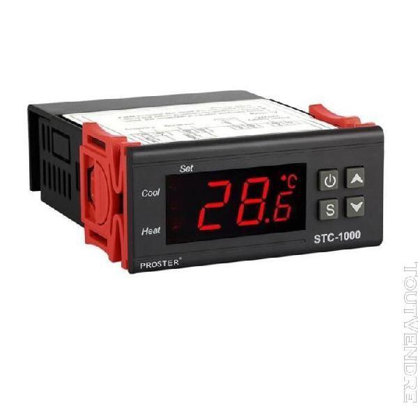 Proster thermostat numérique régulateur contrôleur de