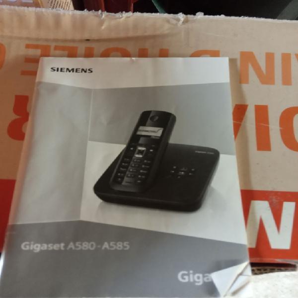 Téléphone fixe gigaset c595 compatible box occasion, brech