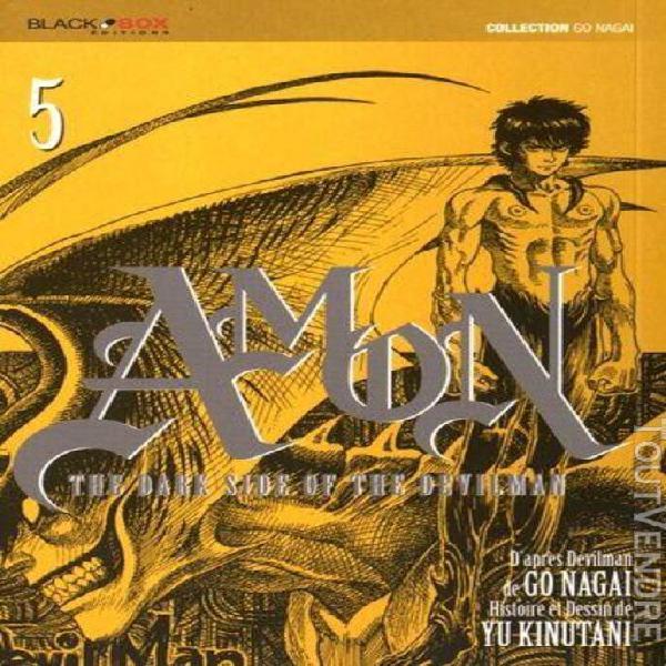 amon - tome 5