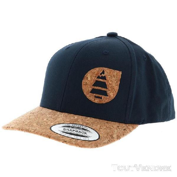 Casquette picture lines bb dark blue cap bleu 93252