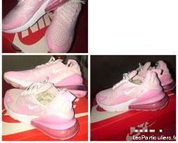 chaussures nike air max 270.