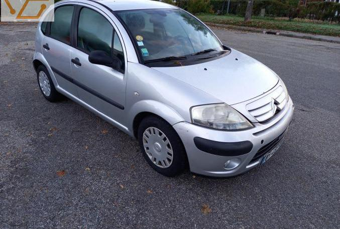 citroën c3 1.6 hdi 16v 92 airdream exclusive