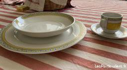 vaisselle porcelaine fine
