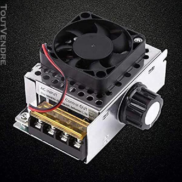 Ac 220 v 4000 w scr régulateur de tension électrique