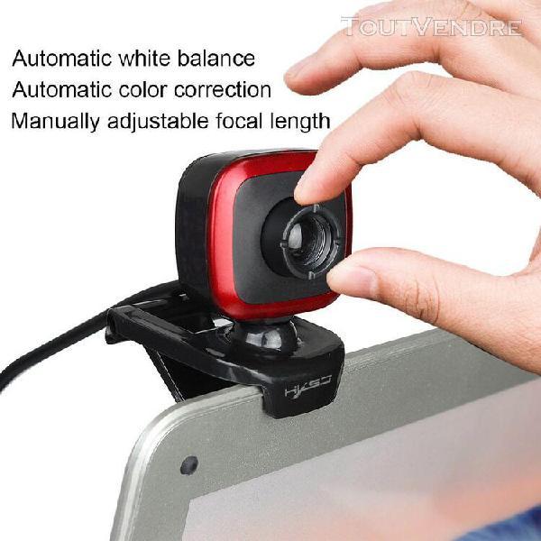 Hxsj a849 caméra hd accessoire informatique lentille
