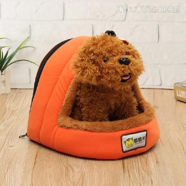 Nid animaux chien chat mignon chenil animal lit de chien cha