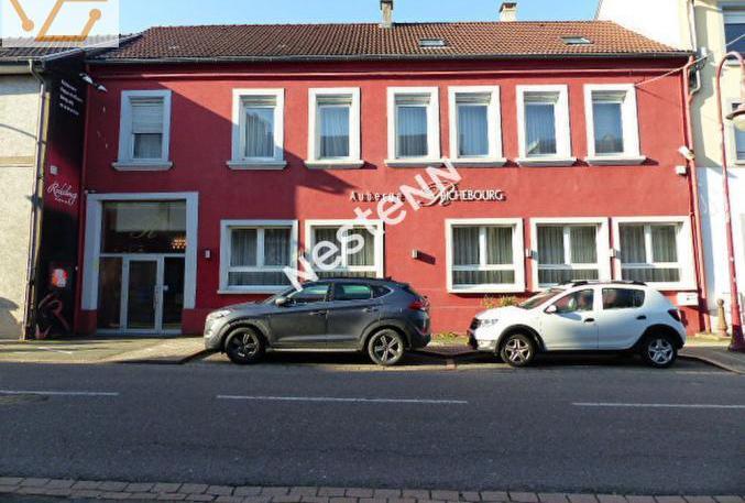 Restaurant et son appartement creutzwald