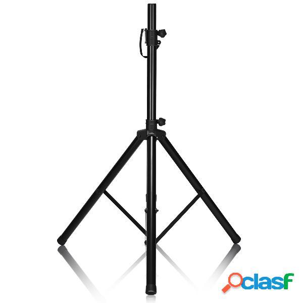 Costway pied d'enceinte hauteur réglable 97 - 181 cm trépied de haut-parleurs capacité de charge 50 kg