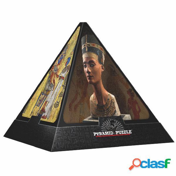 Puzzle pyramide 3d - egypte: dieux egyptiens dtoys