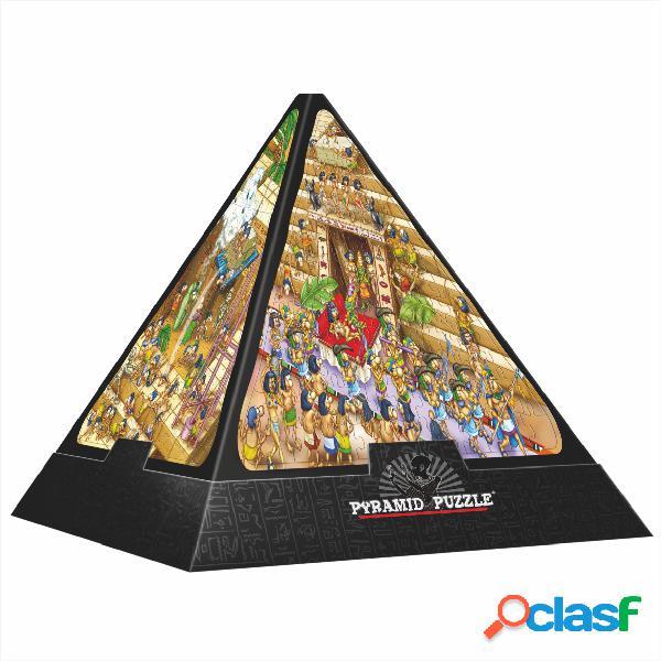 Puzzle pyramide 3d - egypte: cartoon dtoys