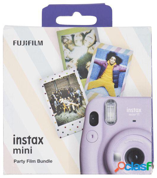 Hema fujifilm instax party film pour 3x10 photos