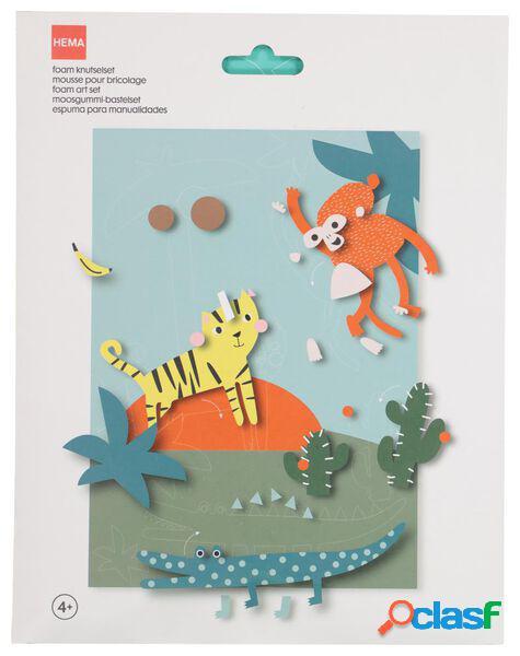 Hema kit de bricolage mousse