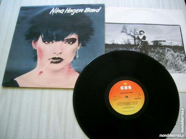 33 tours nina hagen band - orignal - punk neuf/revente,