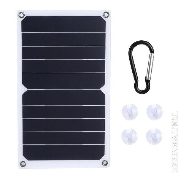 5v photovolta?que panneau de charge solaire chargé sortie