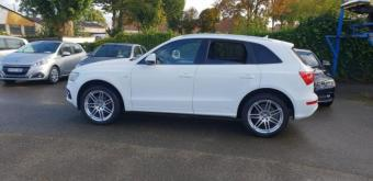 Audi q5 quattro 2.0 tdi dpf - 170 - bv s... / auto