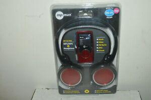 Lecteur mp3/mp4 4gb audio video radio + casque audio pliable
