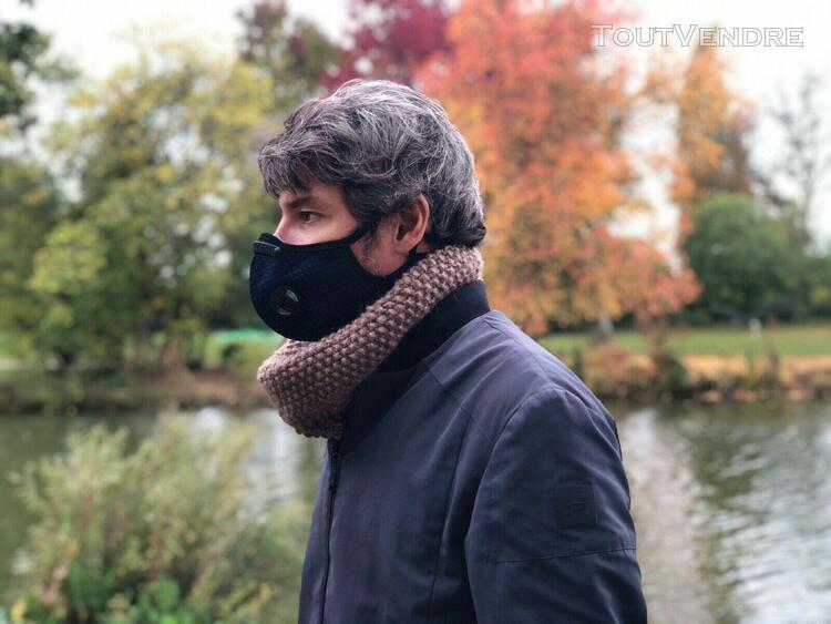 Masque protection ado adulte10 filtres nté cov 19 sport