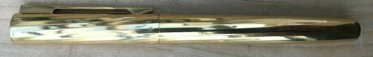 Stylo vintage fountain pen waterman plaqué or / gold plated