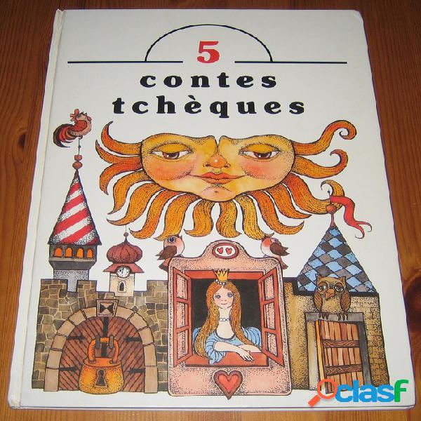 5 contes tchèques