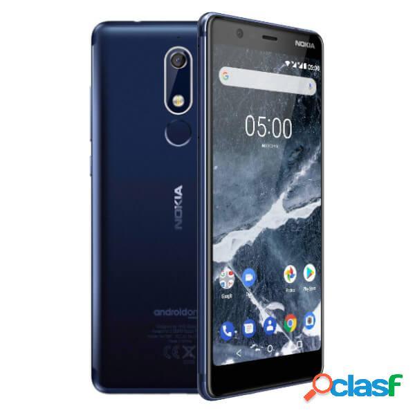 Nokia 5.1 blue dual 2 go / 16 go double sim